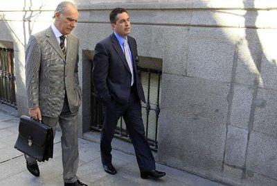 Pedreira confirma la imputación a Juan Siguero tras tomarle declaración por el 'caso Gürtel'