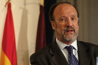 El alcalde de Valladolid, Javier León de la Riva, en Madrid, el pasado 29 de octubre de 2010.