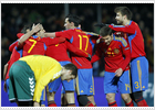 Spain takes wing on Kaunas mire
