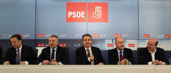 El secretario general del PSOE preside la primera reunión de Ejecutiva tras el anuncio de que no se presentará a las elecciones.