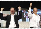 Zapatero confía en Tomás Gómez para ganar las elecciones del 22 de mayo