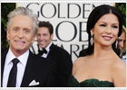 Catherine Zeta-Jones regresa a casa
