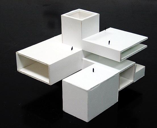 Muncyt en a coru a la historia accidentada de un gran for Interlocking architecture concept