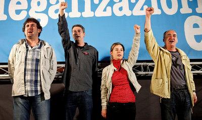 El Constitucional da vía libre a Bildu para acudir a las elecciones