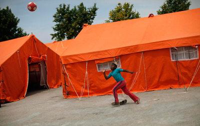 FOTOGALERIA: Campamentos en Lorca