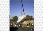Uno de los peritos judiciales se niega a firmar el informe del accidente de Barajas