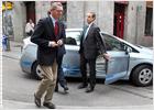 El PP ofrece reducir los 134 coches oficiales que paga el Ayuntamiento