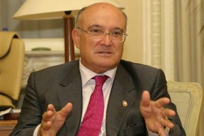 Carlos Carnicer, presidente del Consejo General de la Abogacía Española.