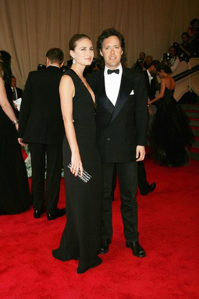 La sobrina de George W. Bush, Lauren Bush, y su ya marido, David Lauren, hijo del diseñador Ralph Lauren