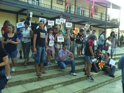 La asamblea del 15 m de daganzo de arriba pide la dimisi n del alcalde del pp por participar en - Daganzo de arriba ...