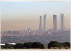 Madrid exporta su contaminación más allá de los límites autonómicos