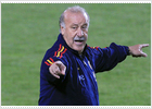 Del Bosque keeps faith with Torres