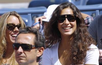 Xisca Perelló en el US Open de Nueva York el pasado septiembre.