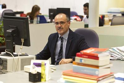 Miguel Ángel Aguilar, fiscal especial contra el odio de Barcelona.