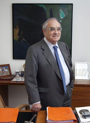 Ex-Interior Minister Rodolfo Martín Villa.