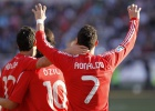 Ronaldo's Real heel earns win over Rayo