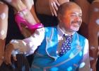 Christian Louboutin monta el 'show' en el Crazy Horse