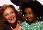 Diane Von Furstenberg diseña para futuras y estilosas 'fashion victims'