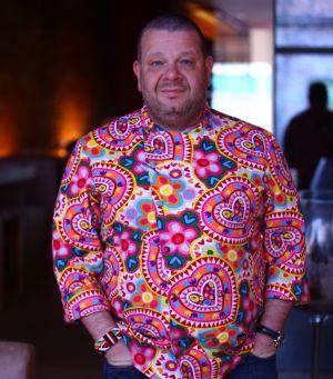 Alberto Chicote, chef de la versión televisiva española de Pesadilla en la cocina
