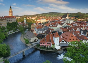 Český Krumlov: Praga, pero en pequeñito (y con menos turistas)