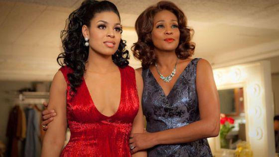 Fotograma de la película 'Sparkle', con Whitney Houston.