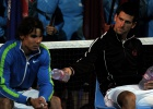 Nadal's fortress faces Djokovic test