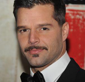 Ricky Martin, en la fiesta posterior a su debut en 'Evita', en el Teatro Marquis de Nueva York, el pasado 5 de abril.