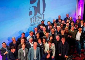 The Fifty Best, la hoguera de las vanidades otra vez