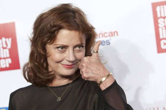 Susan Sarandon, en una imagen de abril de 2012.