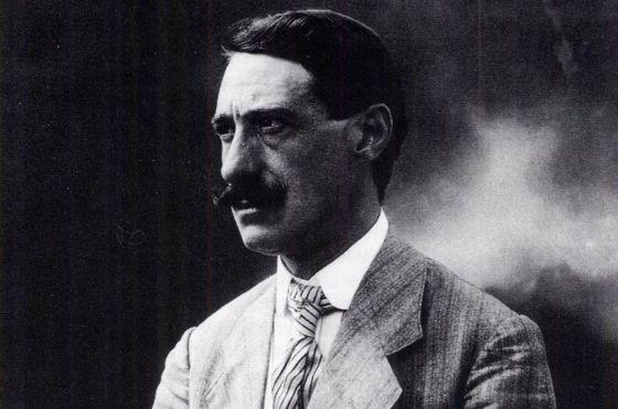 Spanish cinema pioneer Segundo de Chomón.