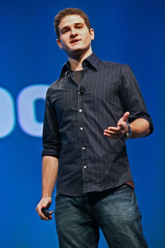 Dustin Moskovitz, uno de los cuatro fundadores de Facebook y el único con el que Zuckerberg aún mantiene una buena relación.