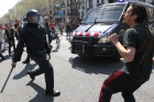 US rights report zeros in on Spanish police abuse