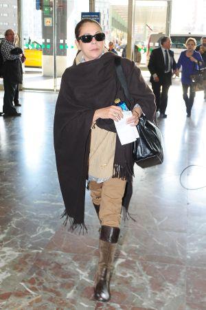 Isabel Pantoja, en una imagen de marzo de 2012.
