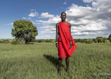 Los cielos de África y el Masai Mara