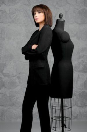 La diseñadora Beatriz Canedo Patiño.