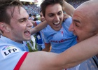 Entente Cordobese secures Celta's return to the top