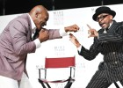 Mike Tyson golpea en Broadway