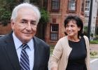 Anne Sinclair rompe con Dominique Strauss-Kahn