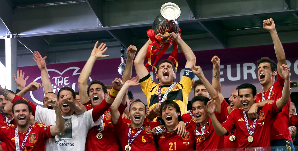 spagna,italia,campione,europei 2012,coppa,spagnoli