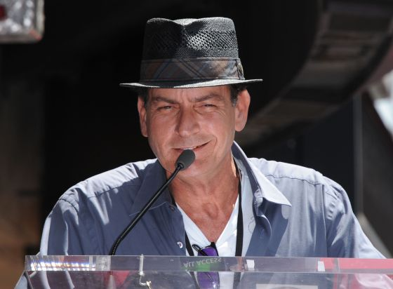 Charlie Sheen, el pasado 10 de julio en Los Ángeles.