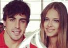 Alonso ya no esconde la relación que mantiene con Dasha Kapustina