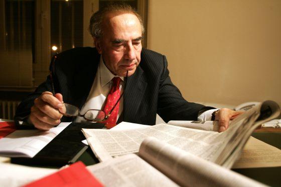 Gregorio Peces-Barba (1938-2012).