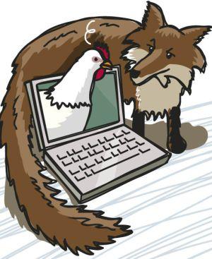 Un 'hacker' para la ficción