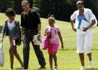 Obama se queda sin vacaciones