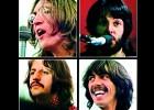 Los artistas reinventan las carátulas de los Beatles