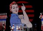 Madonna cede ante las presiones de Marine Le Pen