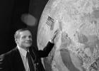 El primer hombre que pisó la luna