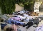 La matanza de Daraya, en Damasco