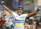Bloody-minded Contador takes control of Vuelta