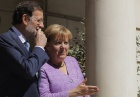 Merkel meeting buys Rajoy more time to decide on bailout